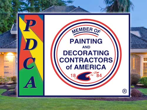 The Painting Pros PDCA Member